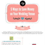 5 Ways to Save Money on Your Wedding Venue