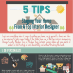5 Tips for Staging Your Home From A Top Interior Designer